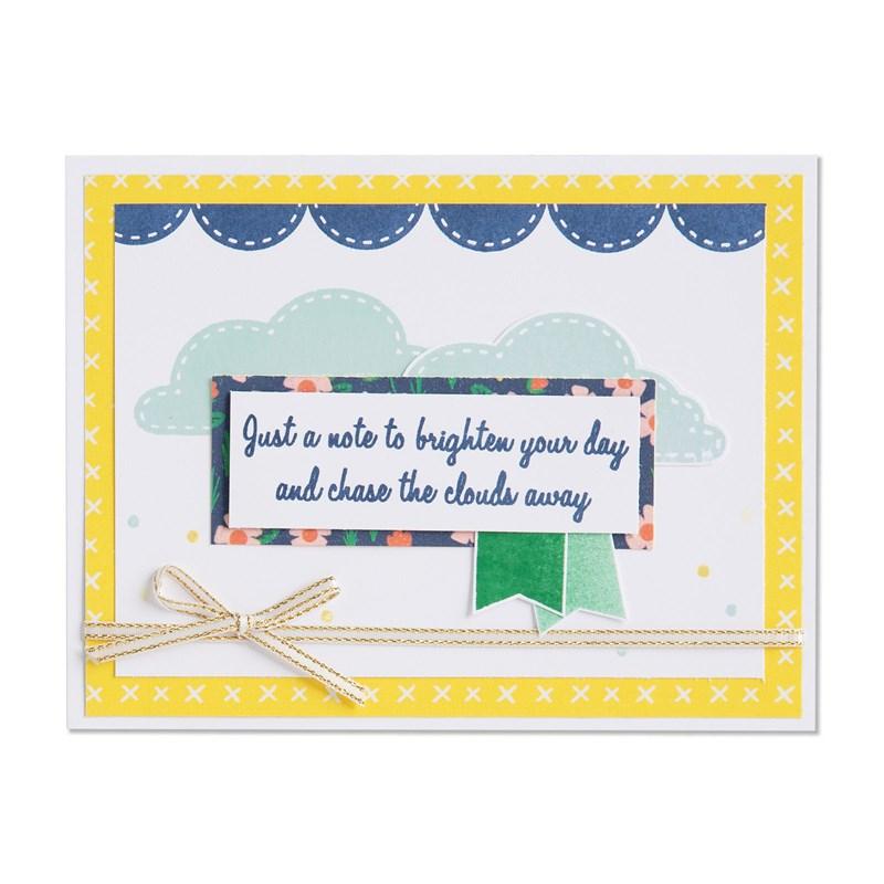 Choose to Shine Cardmaking Card 2