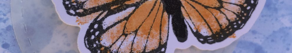 CTMH Butterfly Friendship Closeup