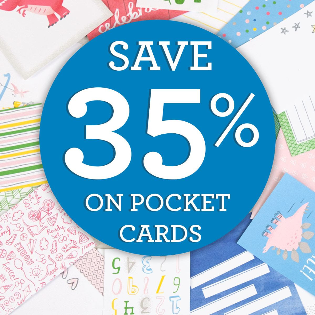 CTMH Pocket Card Sale