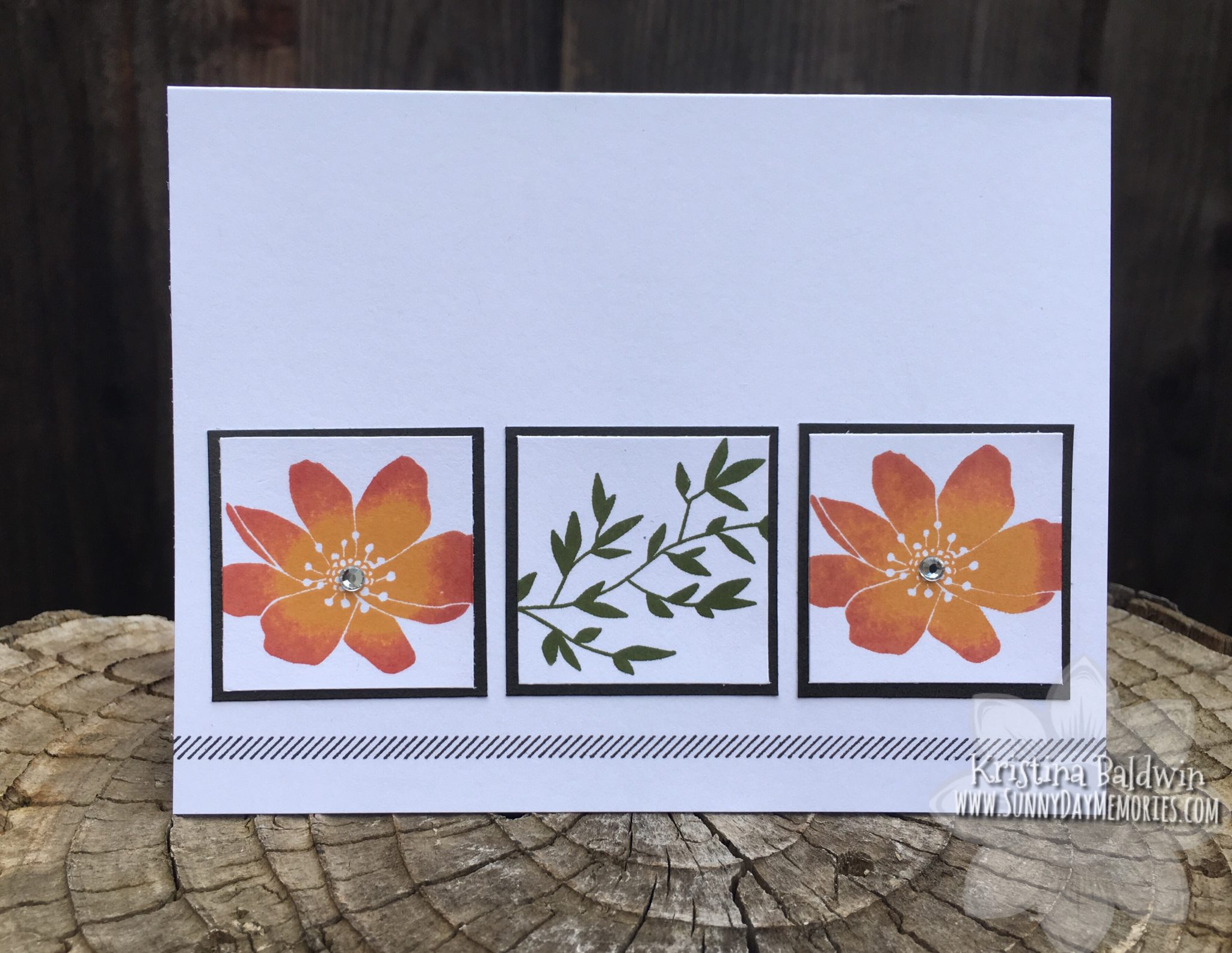 Love So Sweet Floral Card