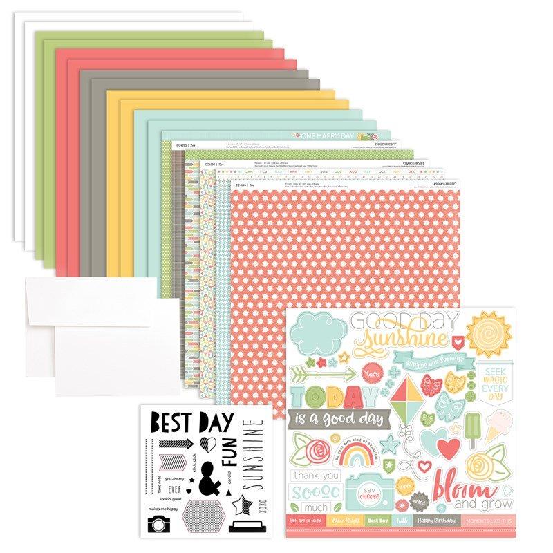CTMH Zoe Workshop Kit with Stamp Set
