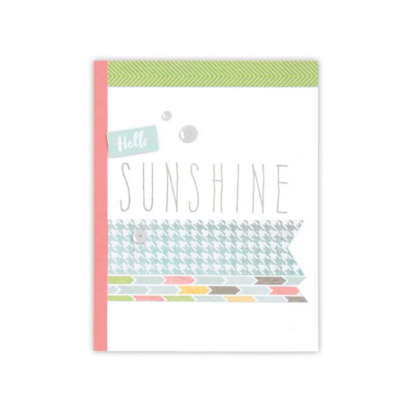 CTMH Zoe Hello Sunshine Card