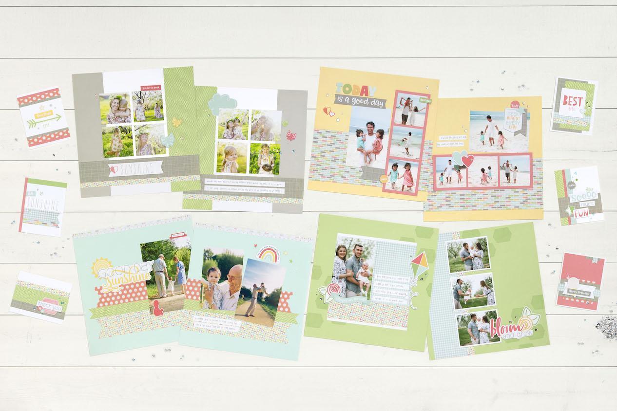 CTMH Zoe Layout + Card Kit