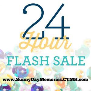 May 2019 CTMH Flash Sale