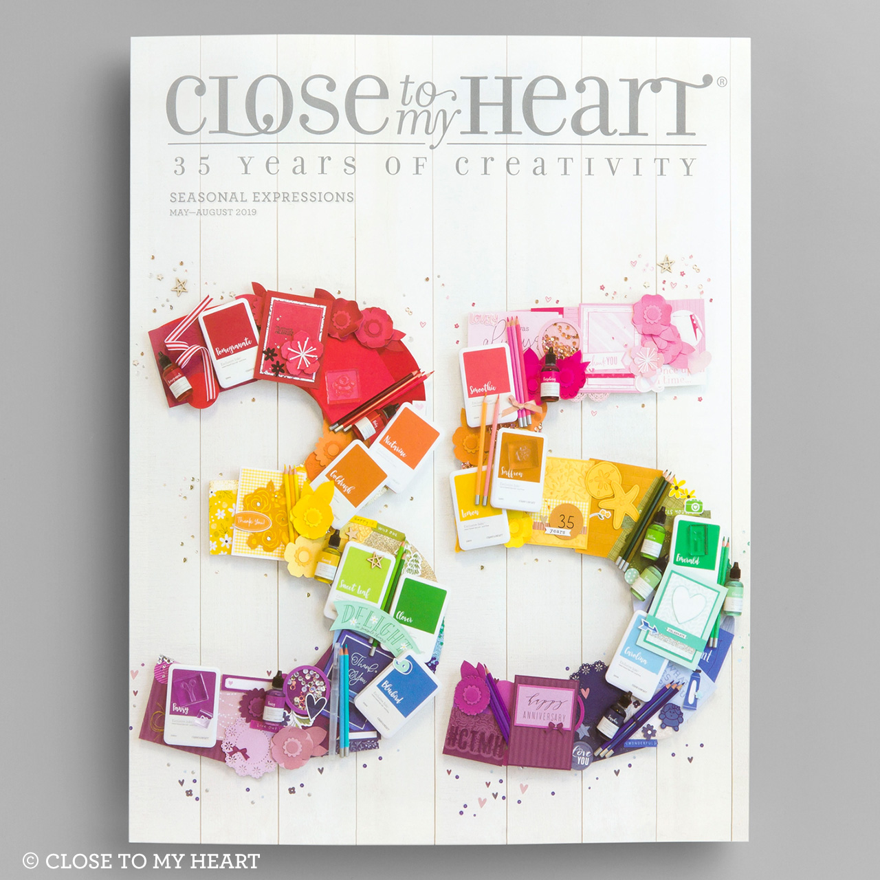 Close To My Heart Seasonal Expressions 2 Catalog