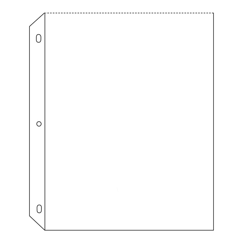 """CTMH 8-1/2"""" x 11"""" Page Protectors"""