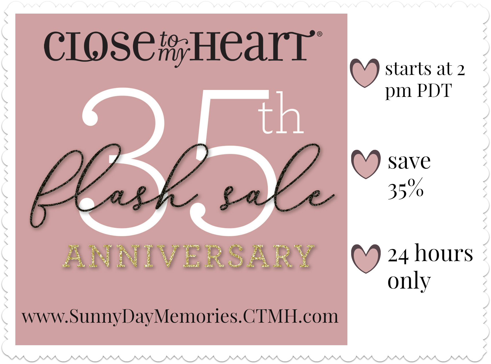 June 2019 CTMH Flash Sale
