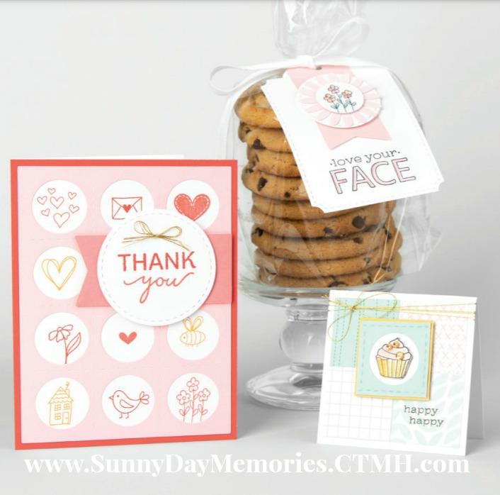 CTMH Share the Joy Cards