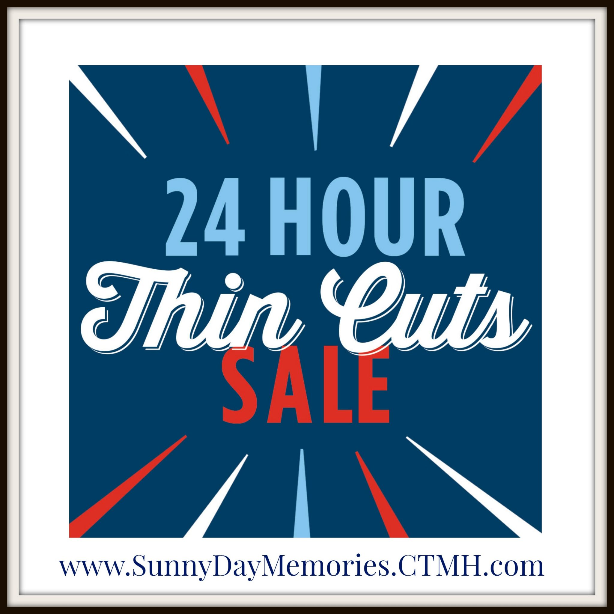 CTMH Thin Cuts Special
