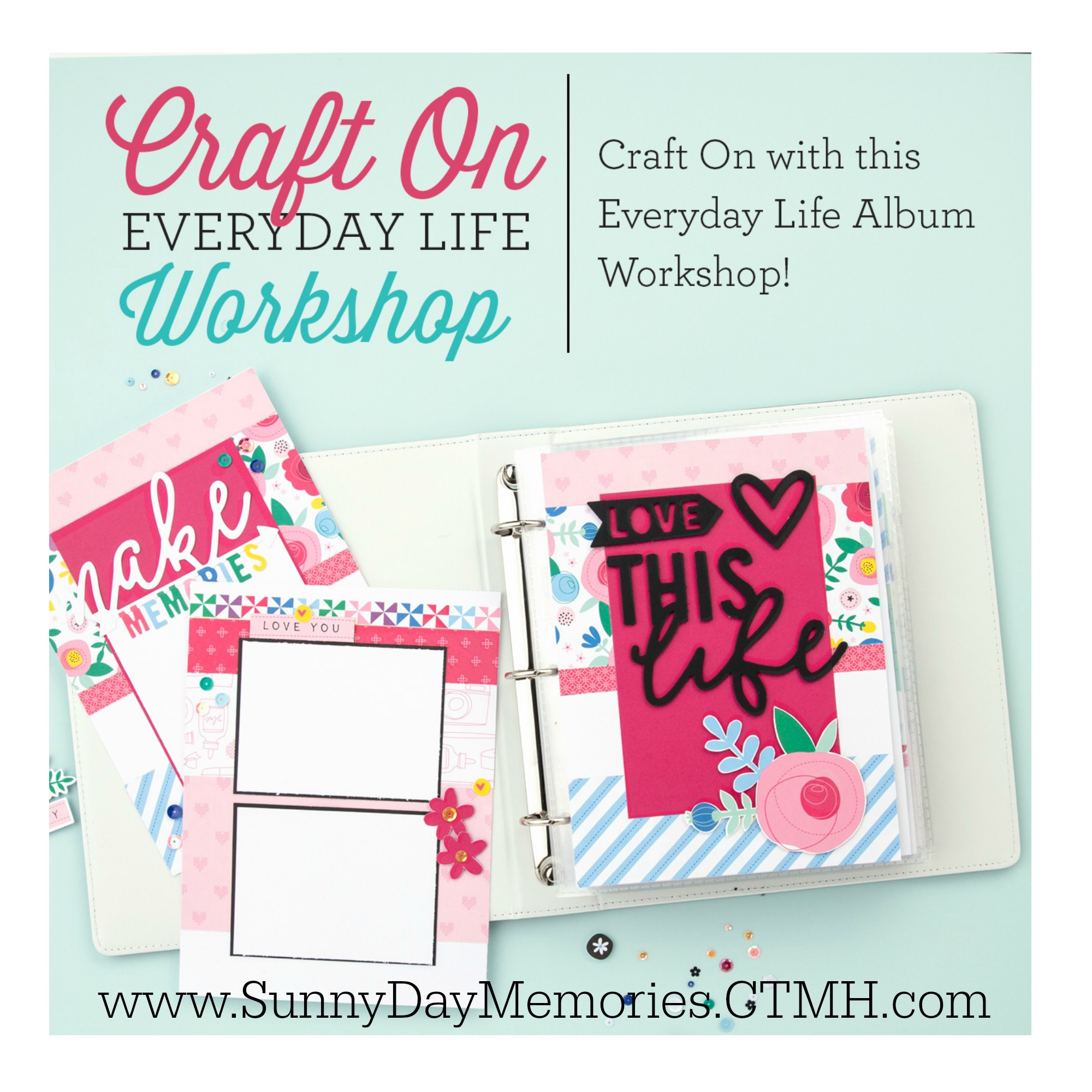 CTMH Craft On Album Kit