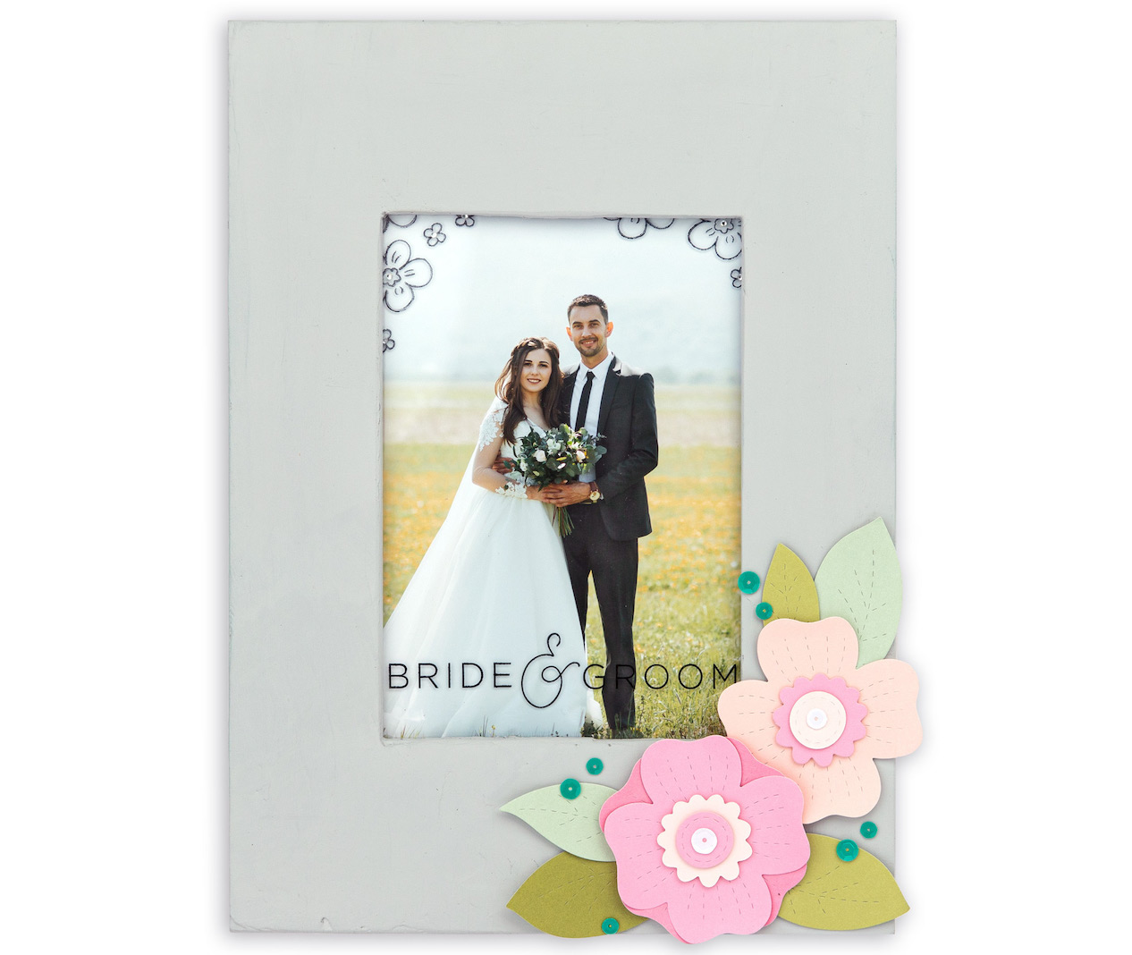 CTMH Wedding Frame