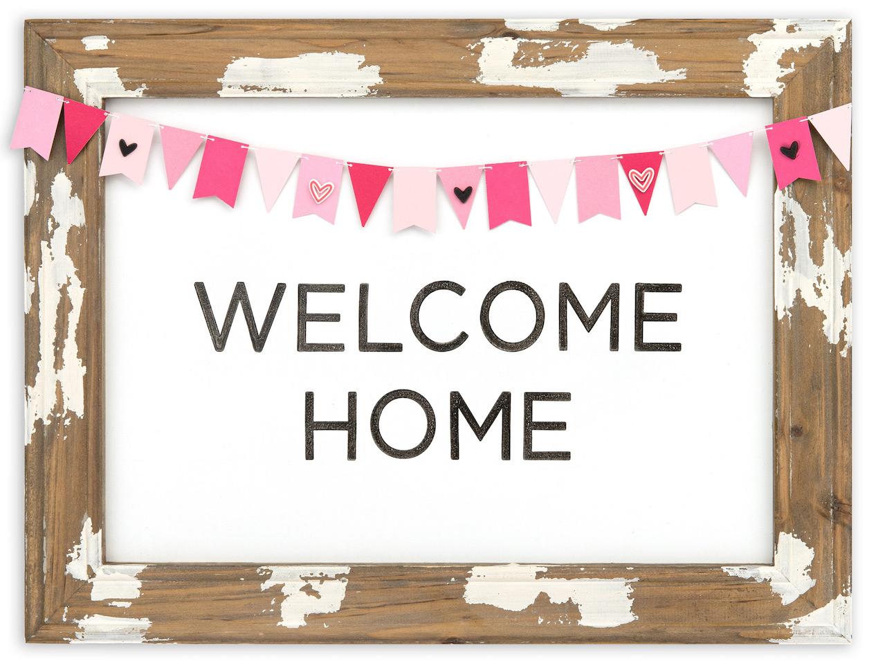 CTMH Welcome Home Frame