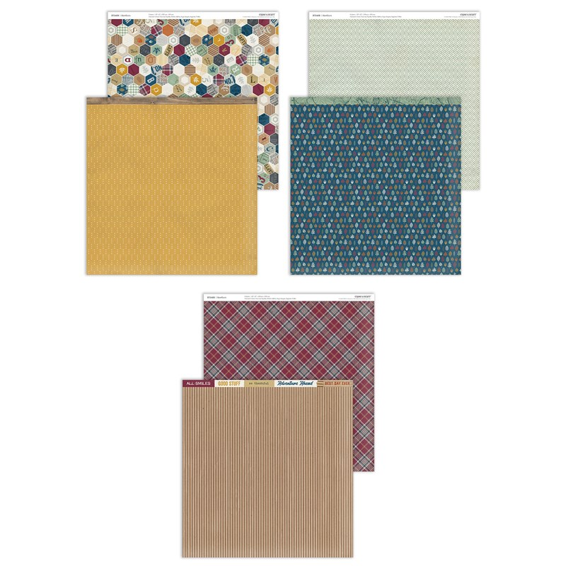 CTMH Hawthorn Paper Pack