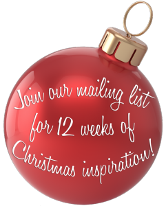 12 Weeks of Christmas Ornament