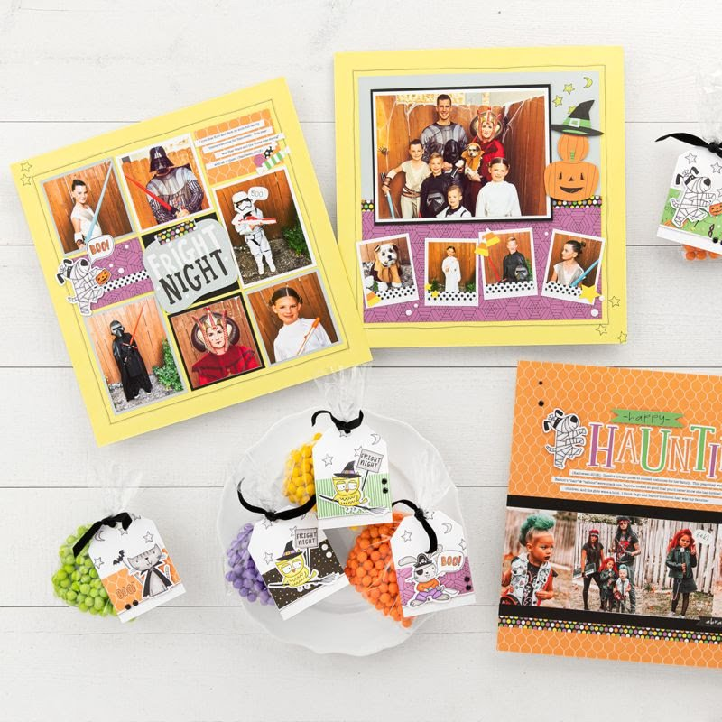 CTMH Spooktacular Special Projects