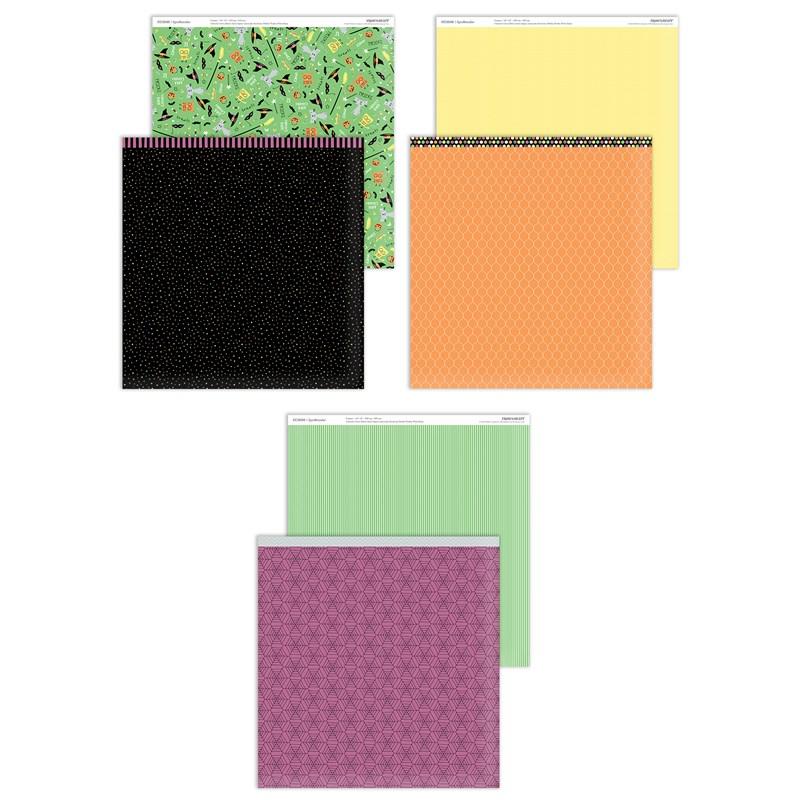CTMH Spooktacular Paper Pack