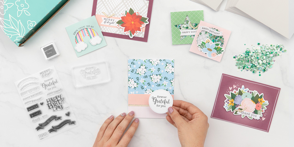 CTMH Craft with Heart Card Subscription