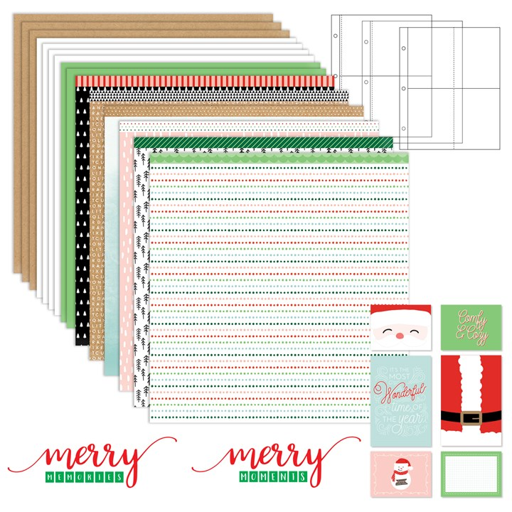 CTMH No Stamp Set Days of December Kit