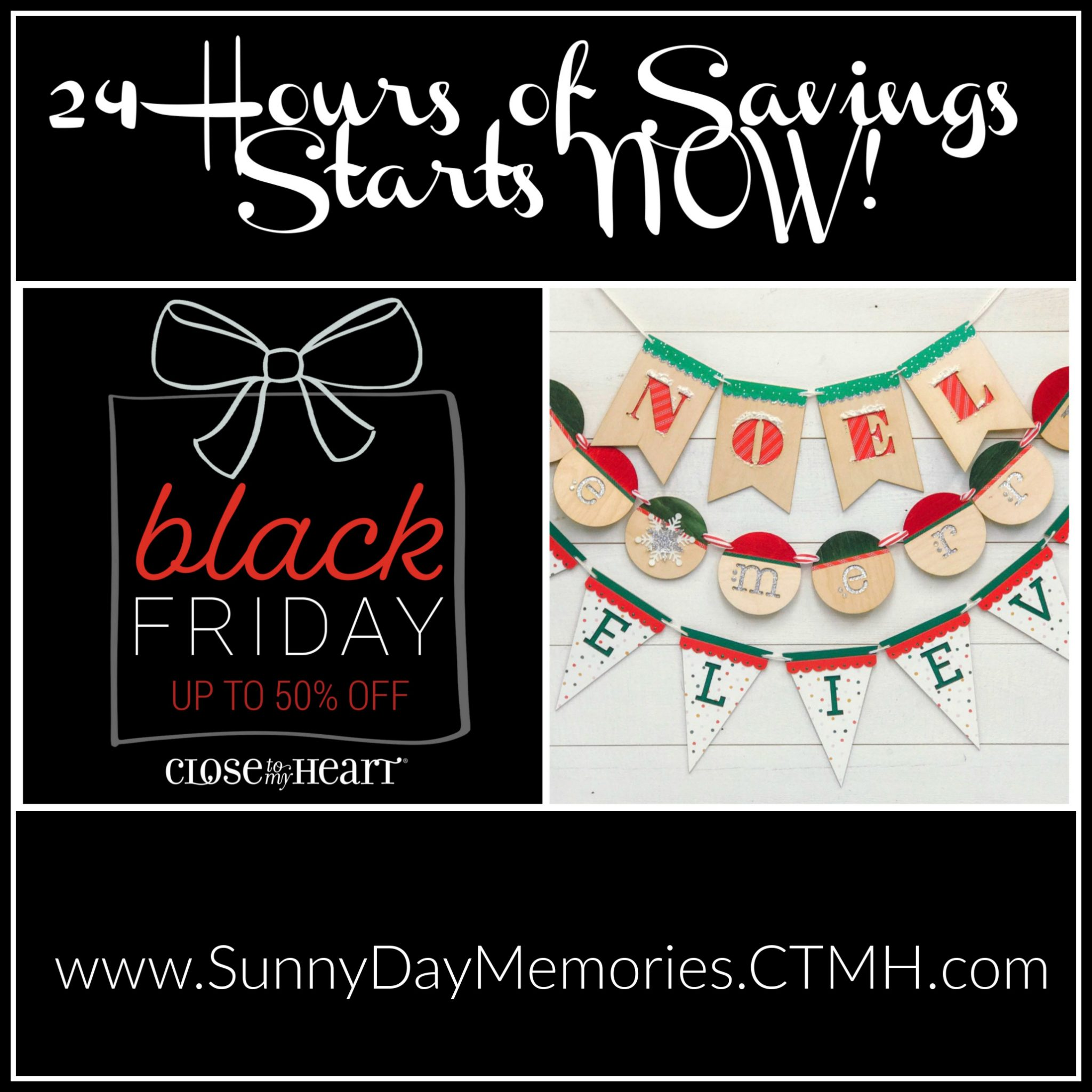 2019 CTMH Black Friday