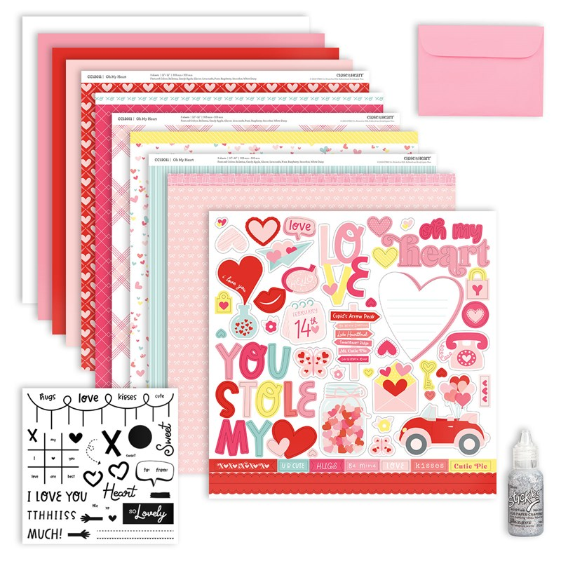 CTMH Oh My Heart Kit