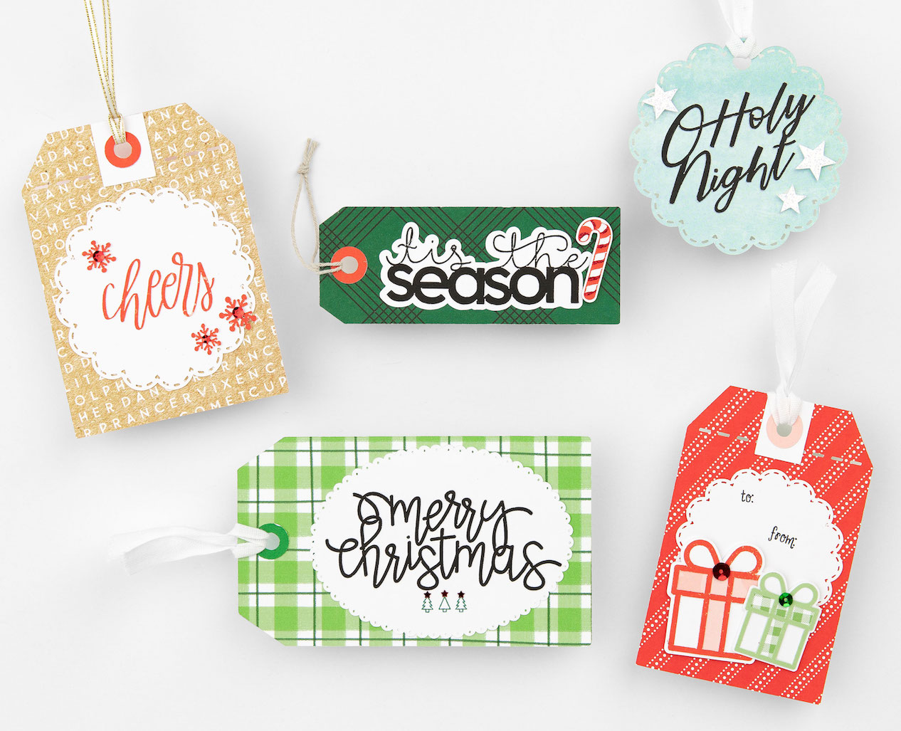 CTMH Complete Creativity Gift Tags