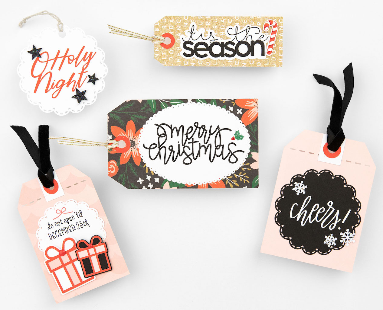 CTMH Complete Creativity Gift Tags 2