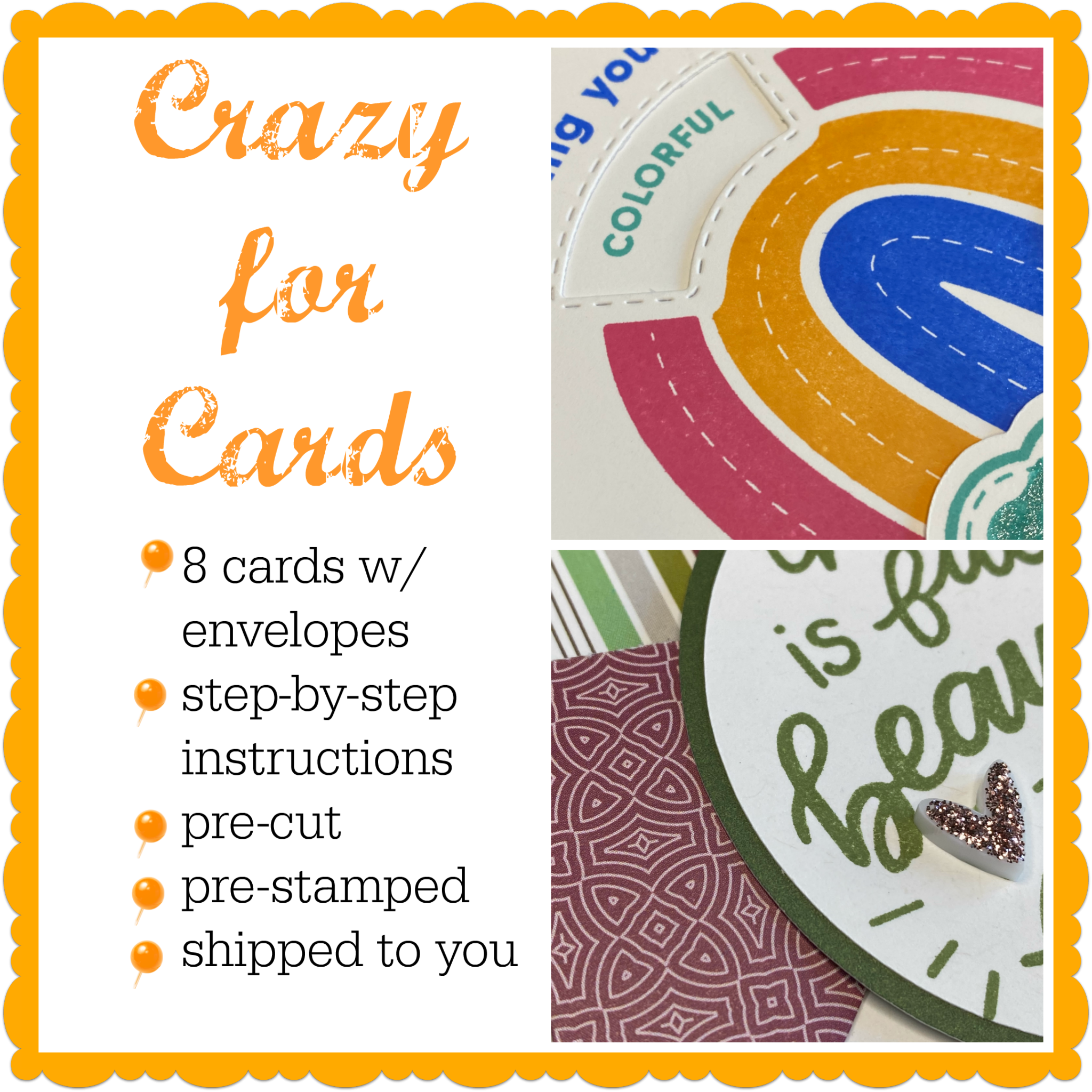 2020 Crazy for Cards Kit