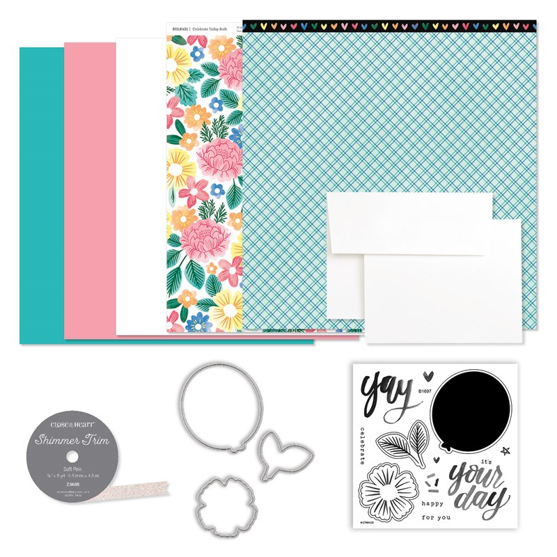 CTMH Celebrate Today Cardmaking Kit