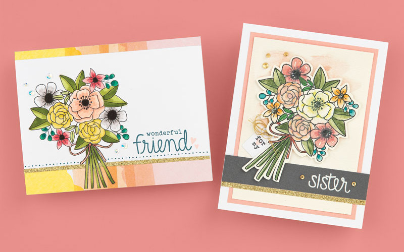 CTMH Cherishing Her Handmade Cards