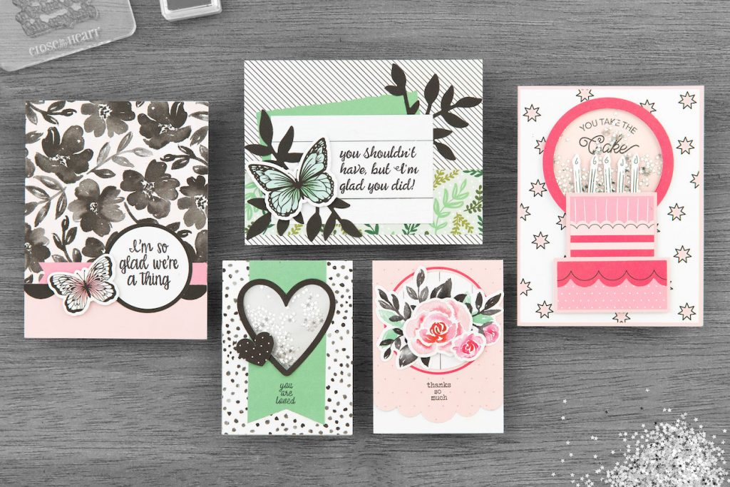 CTMH Craft with Heart Cardmaking Subscription Box