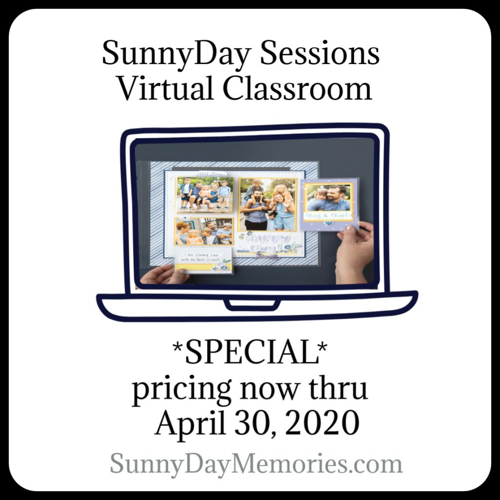 SunnyDay Sessions Virtual Classroom Special