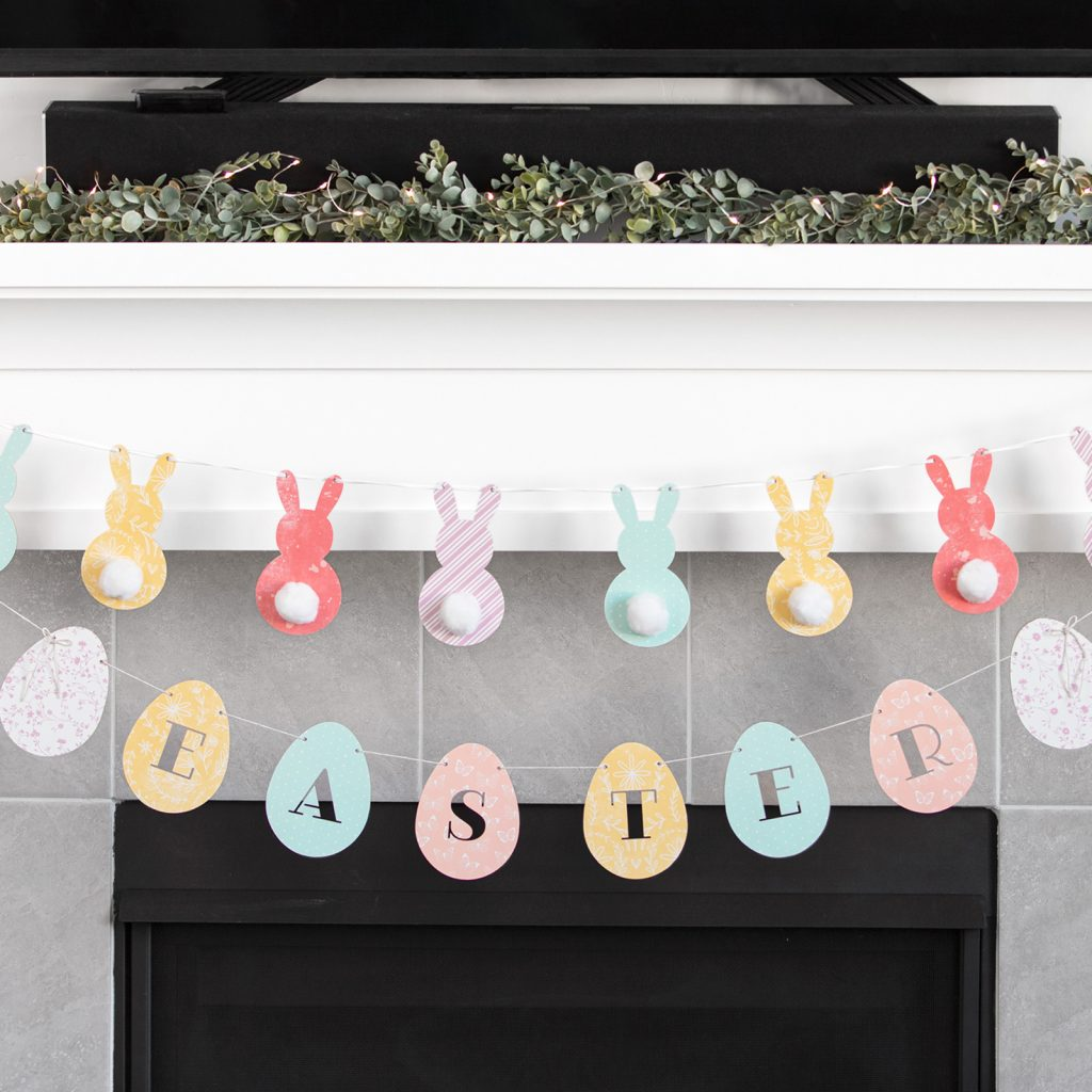 CTMH DIY Easter Banners