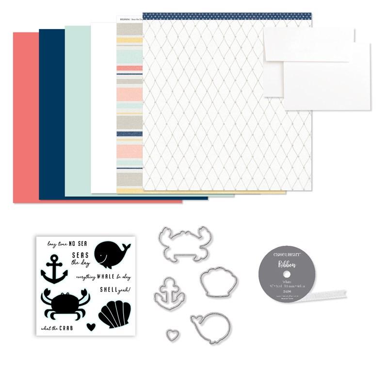 CTMH Seas the Day Cardmaking Kit