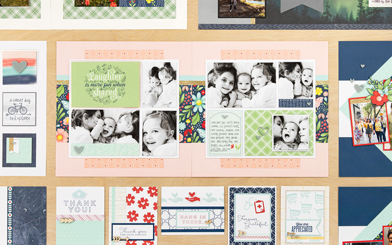 CTMH National Scrapbooking Day Event