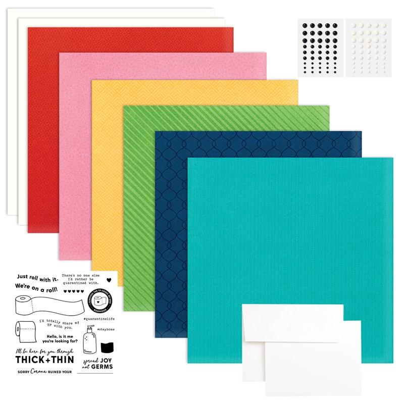 CTMH Through Thick & Thin Cardmaking Bundle