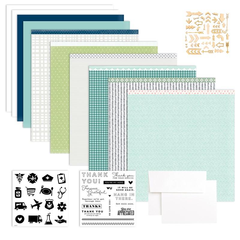 CTMH Forever Grateful Cardmaking Bundle