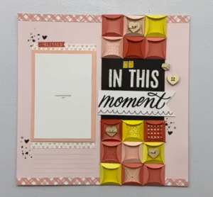 CTMH In This Moment Layout