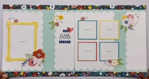 CTMH Little Layout