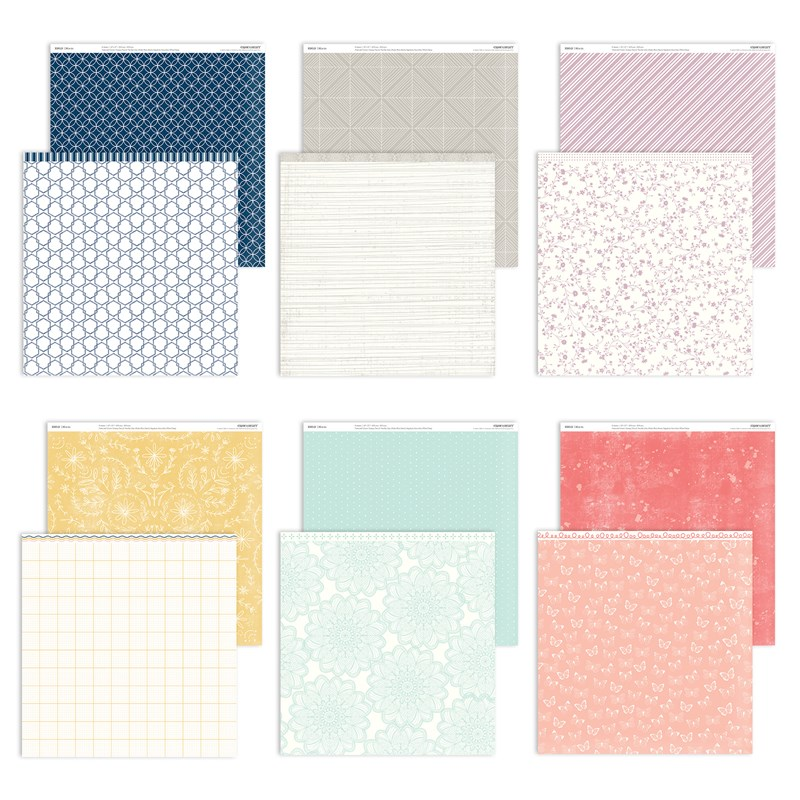 CTMH Mix-in Paper Pack
