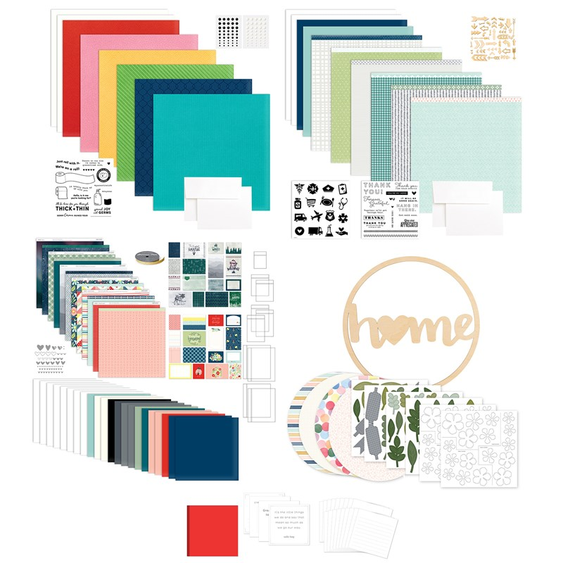 CTMH National Scrapbooking Day Projects Bundle