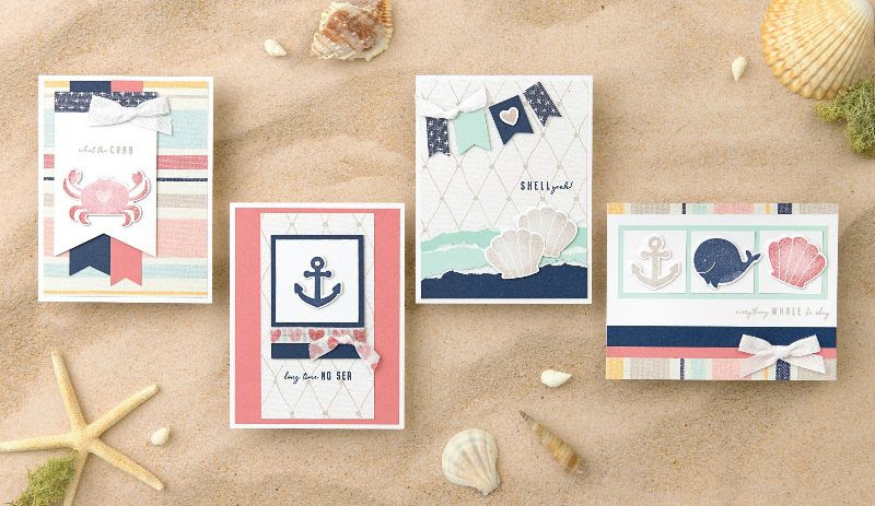 CTMH Seas the Day Cardmaking Kit