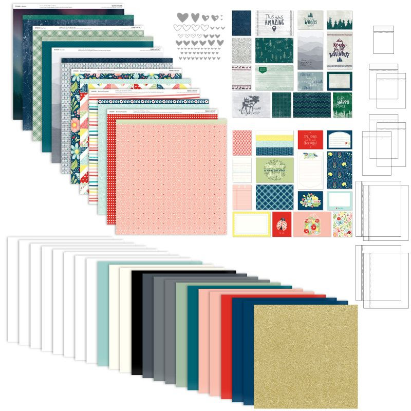 Updated CTMH National Scrapbooking Day Scrapbooking Bundle