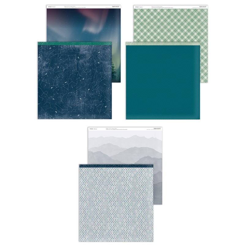 CTMH Aurora Paper Pack