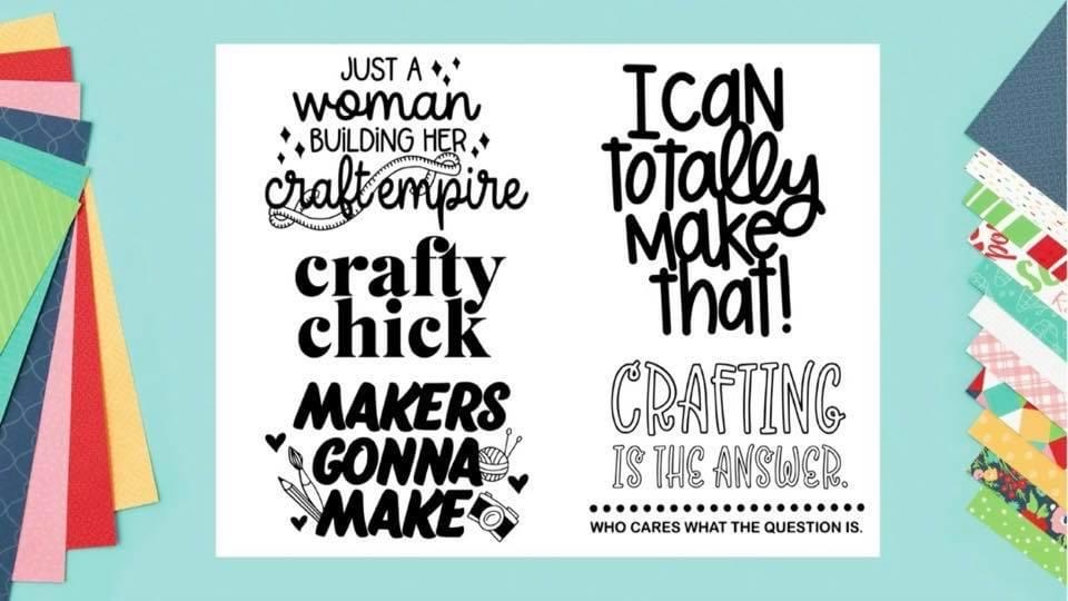 CTMH Crafty SVGs