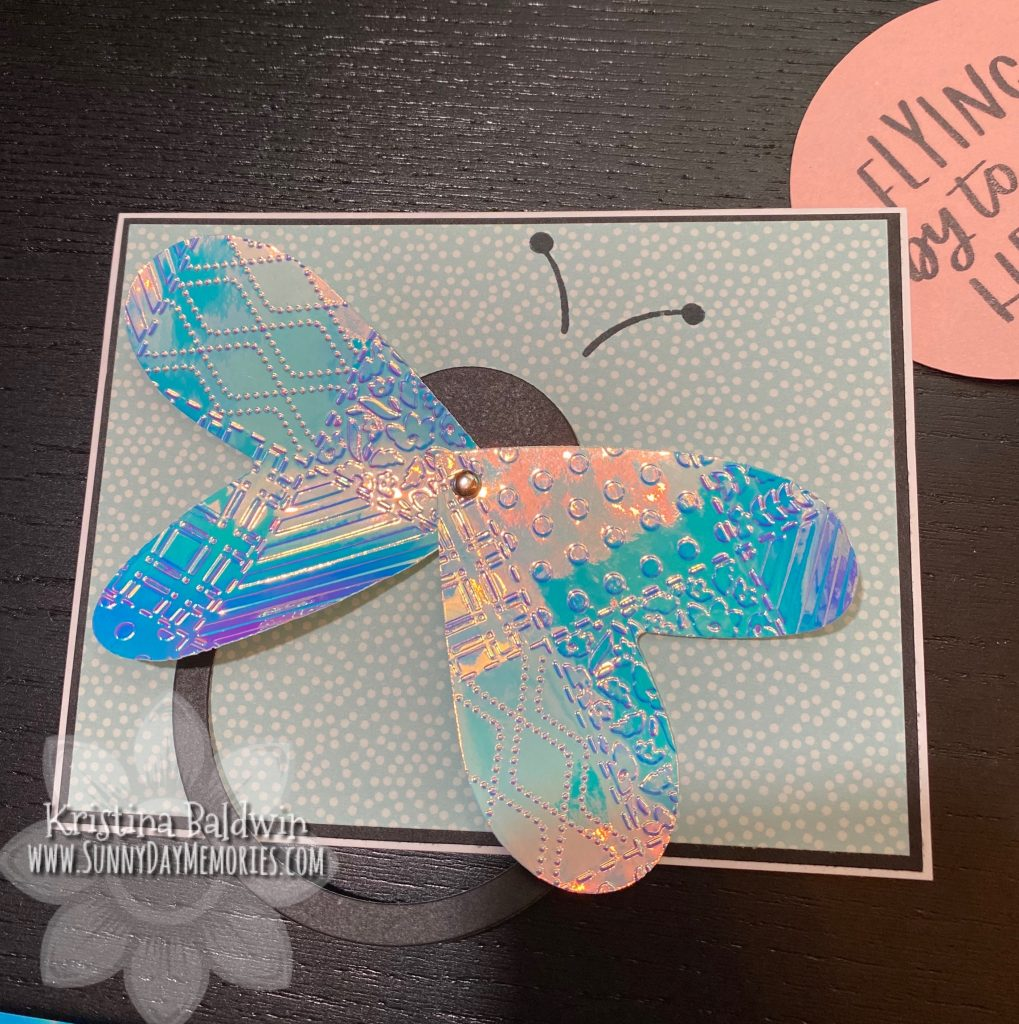 Antennae Stamping for Butterfly Shaker