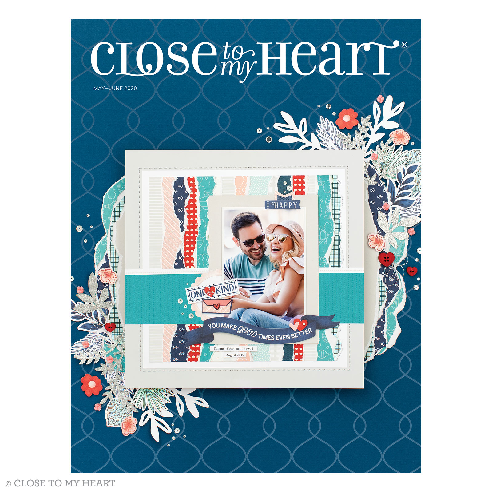 Close To My Heart May-June 2020 Catalog