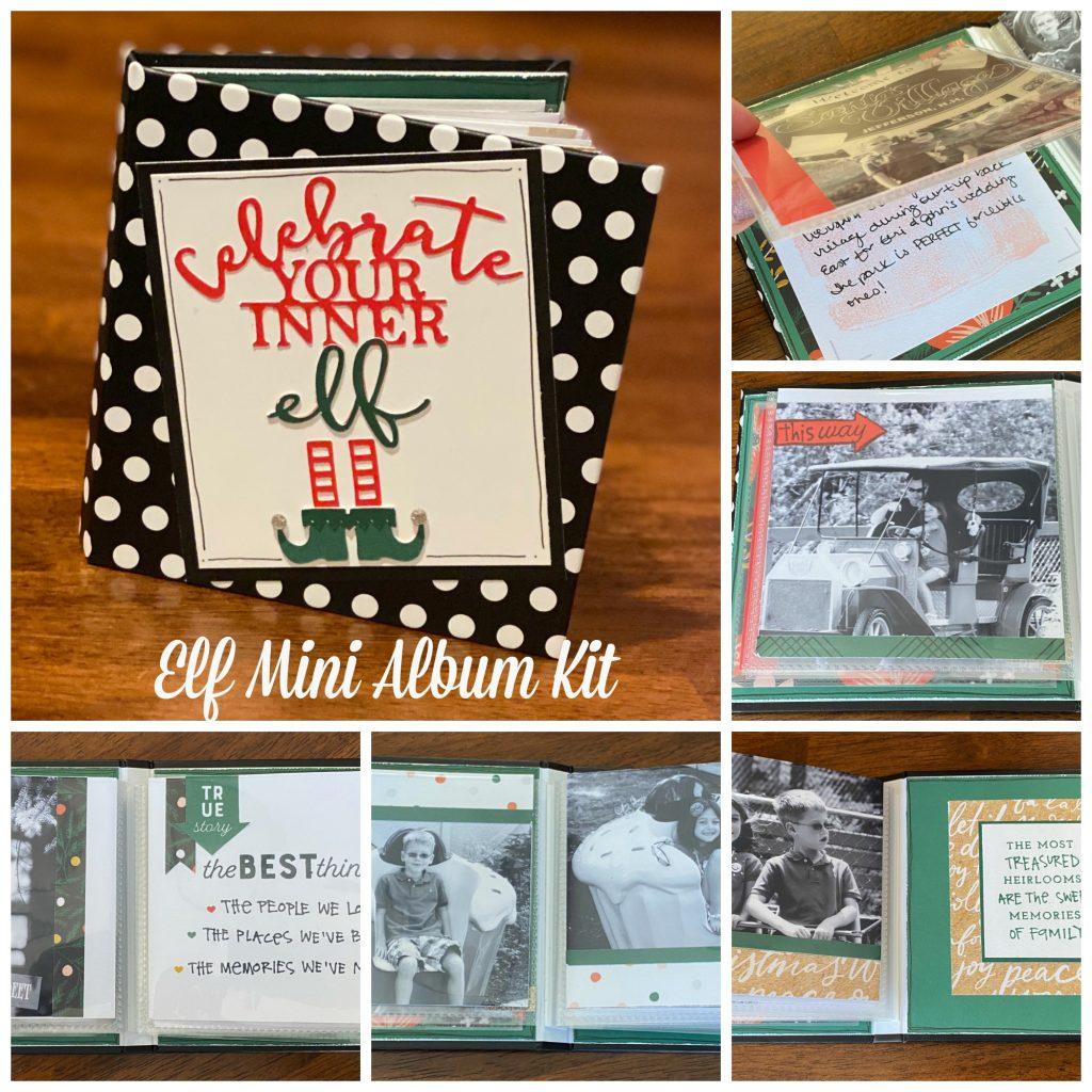 Elf Mini Album Kit