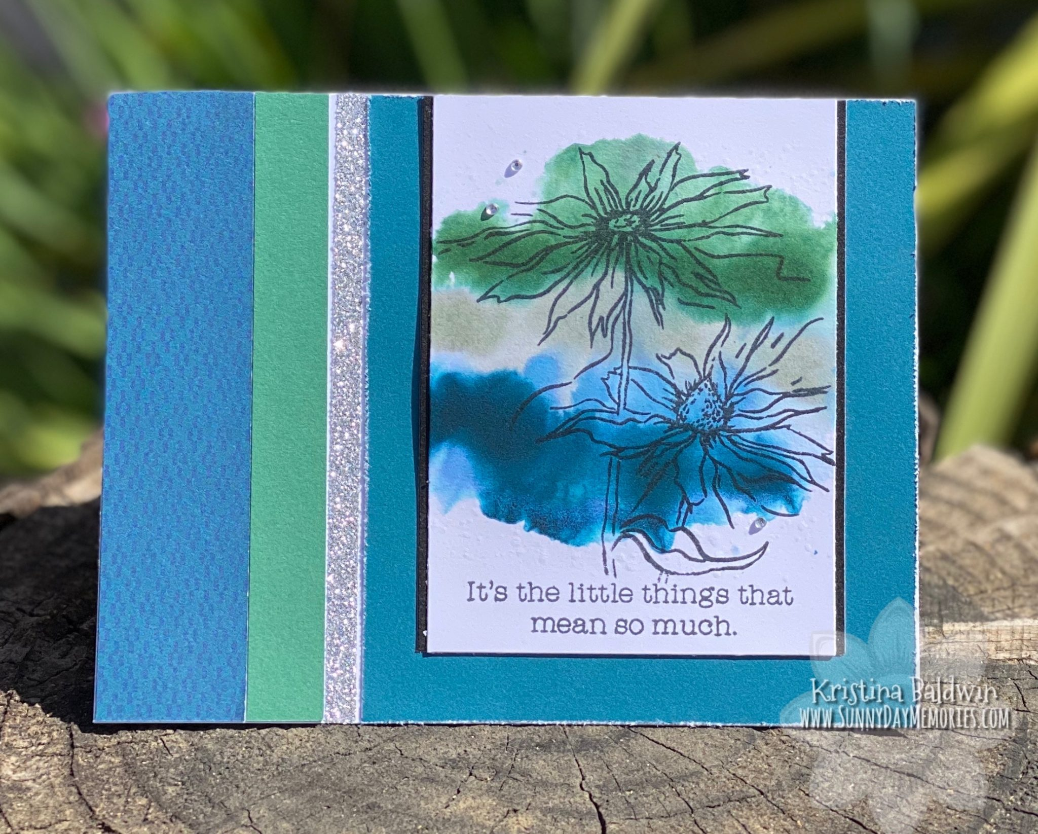 CTMH Little Things Handmade Card