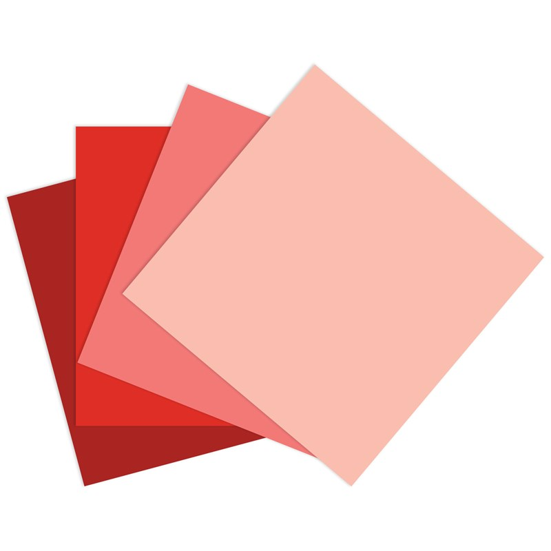 CTMH Red Cardstock Bundle