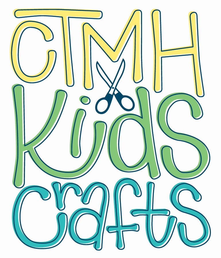 CTMH Kids Crafts Logo